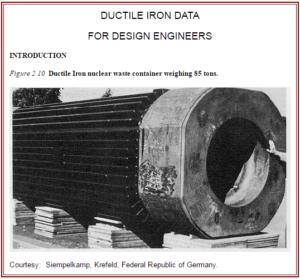 Why We Use Ductile Iron